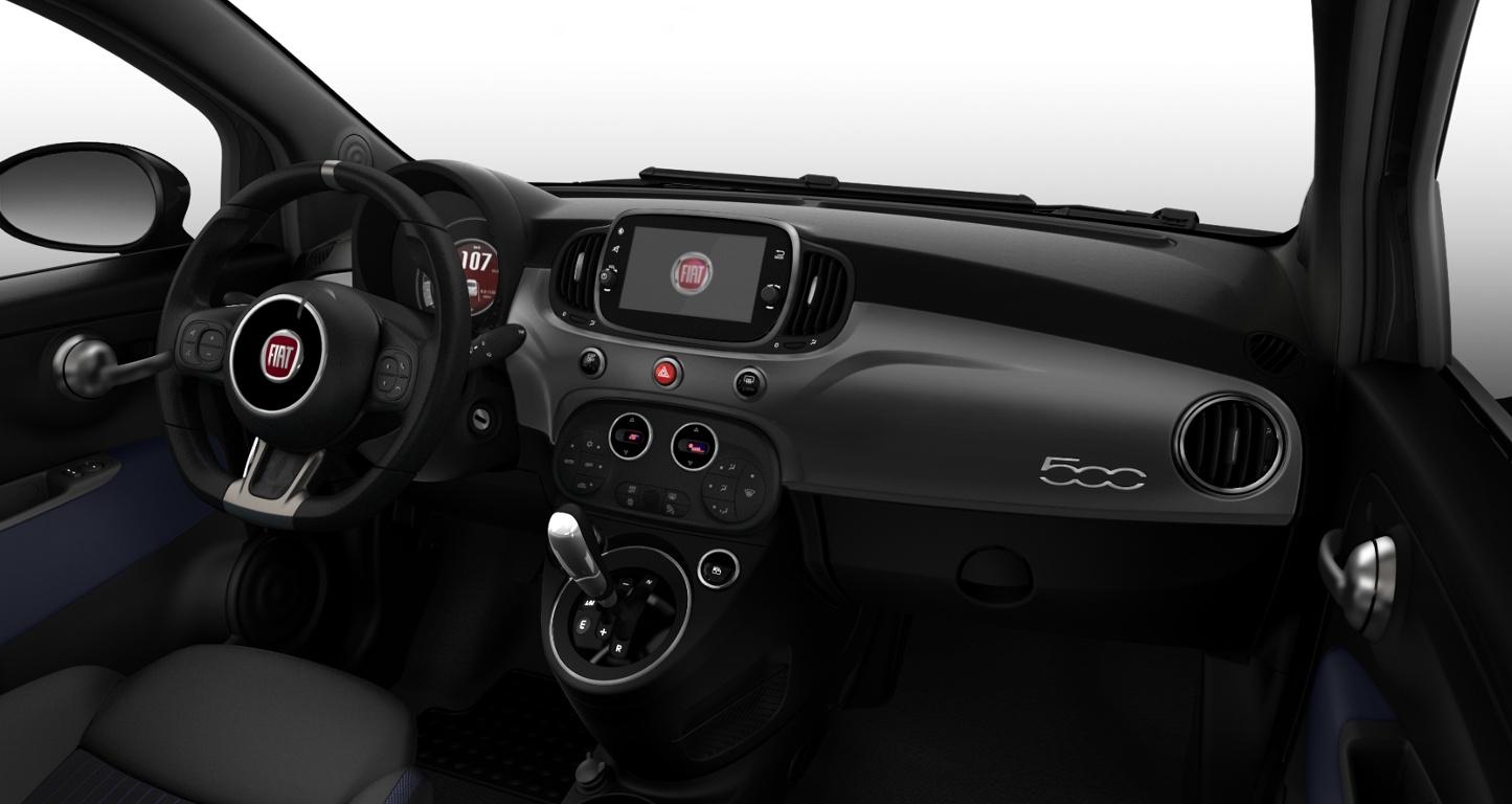 Fiat 500 Rockstar
