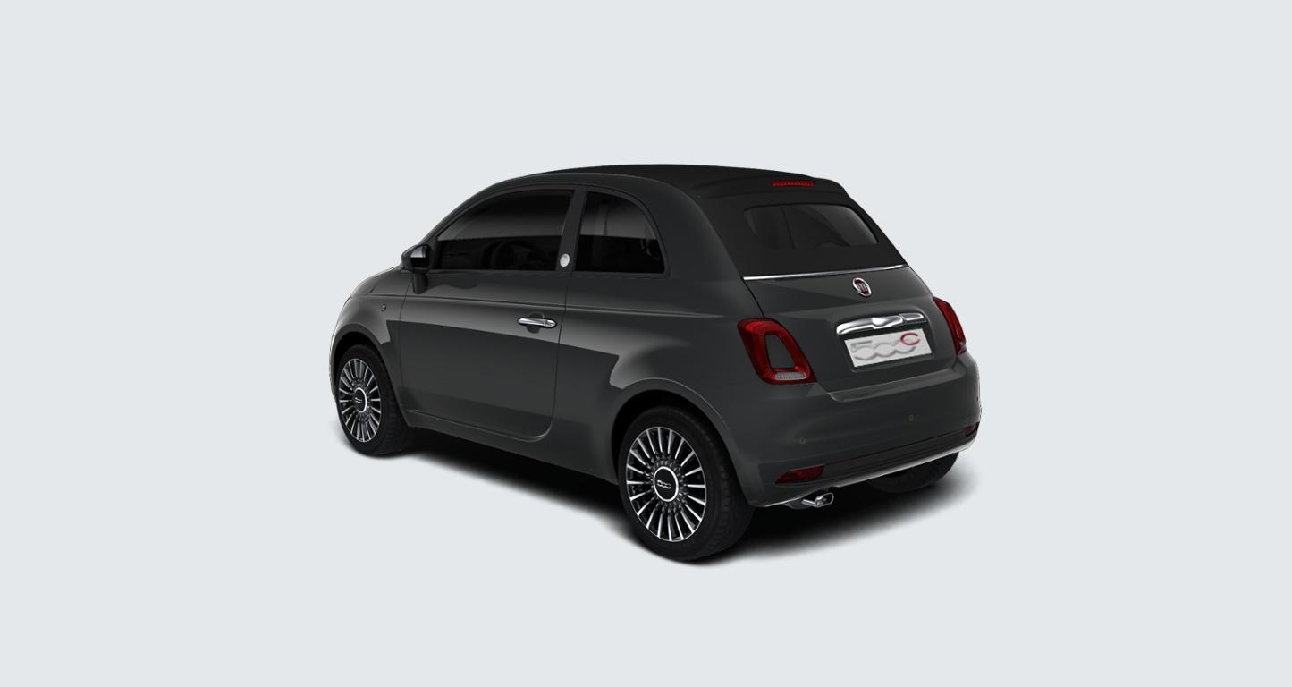 Fiat 500C Launch Edition